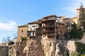 Las Casas Colgadas at Cuenca, Spain — Stock Photo