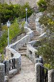 Old Stone Staircase — Stock Photo