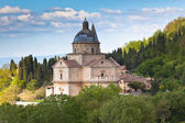 Montepulciano Cathedral — Stock Photo