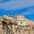 The medieval town of Cuenca - Stockfoto