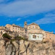 The medieval town of Cuenca - Stock Photo