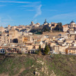 Old Toledo town, Spain - Stockfoto