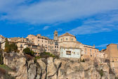 The medieval town of Cuenca — Stock Photo