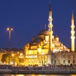 Stock Photo: Yeni Mosque, New Mosque or Mosque of Valide Sultan,