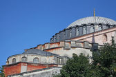 Hagia Sophia from Istanbul, Turkey — Stock fotografie