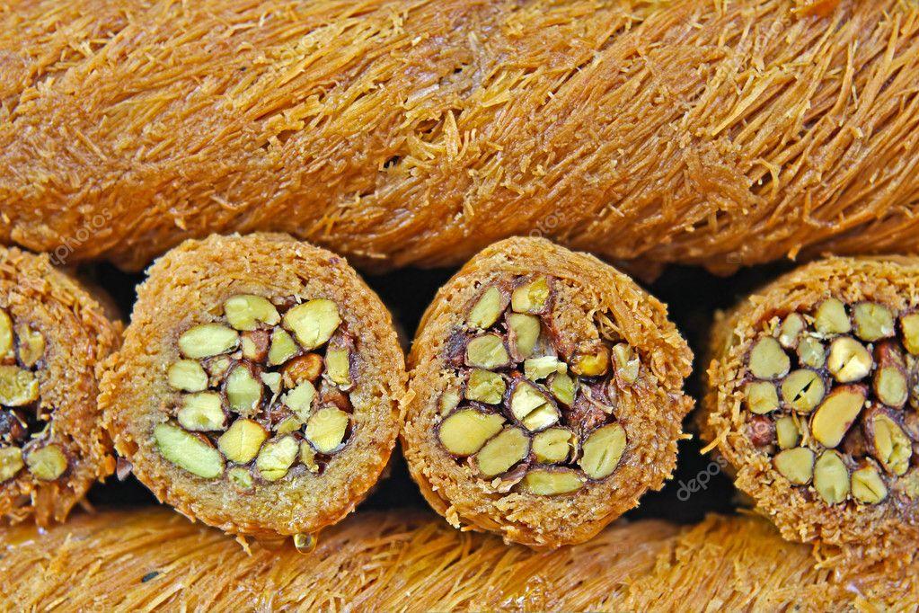Baklava Recipe Turkish Turkish Kadayif Baklava Sweet