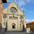 The duomo of S. Maria Assunta — Stock Photo