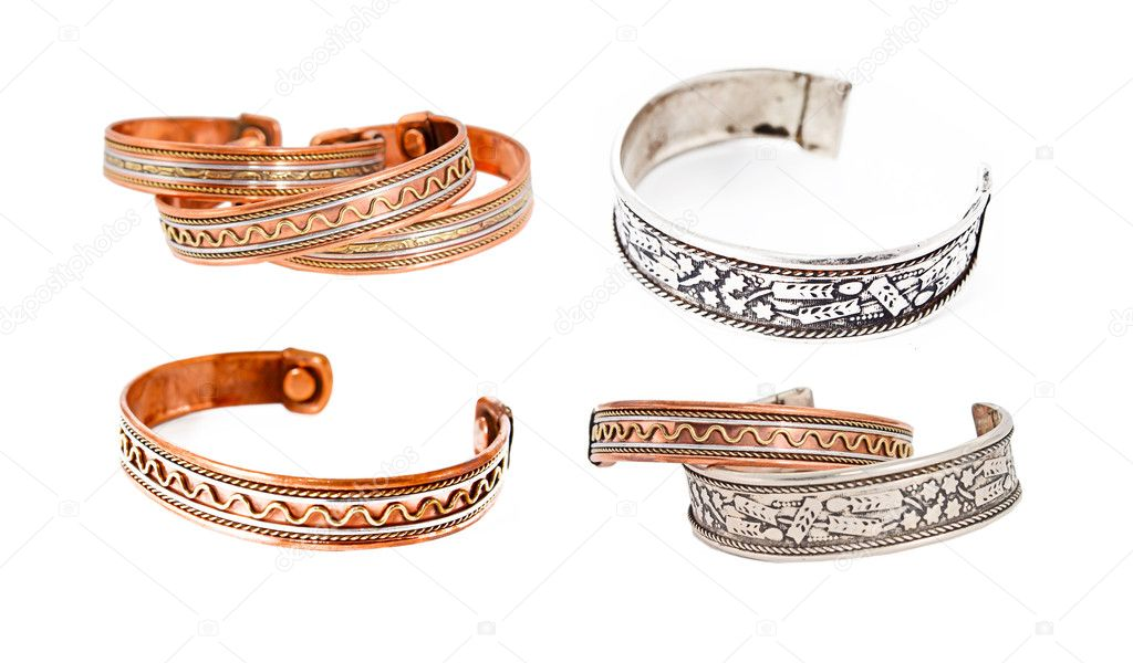 Bangle, Indian bracelets — Stock Photo #12089013