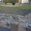 Roman Theater in Trieste, Italy - 