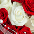 Stock Photo: Detail Wedding Bouquet