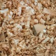 Wood Shavings - Stock Photo