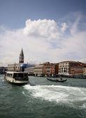 Transport in Venice — Stock Photo