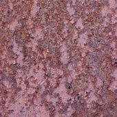 Koroze kovových drsnosti, staré zvětralé zrezivělý zkorodované obarví pozadí — Stock fotografie