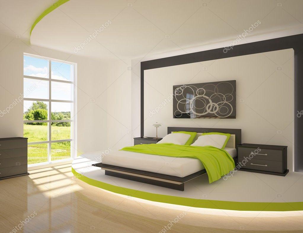 Sovrum design — stockfotografi © antoha713 #11148734