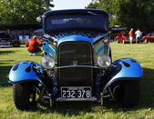 Hot rod — Stockfoto