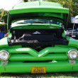Green truck — Stock Photo #11564296