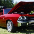 69 Chevy Chevelle SS — Stock Photo #11714993