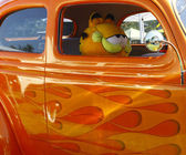 34 ford tudor — Foto Stock