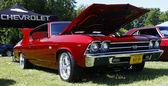 69 Chevy Chevelle SS — Foto de Stock