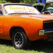 Stock Photo: General Lee Stunt car