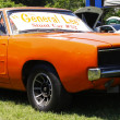 图库照片: General Lee Stunt car