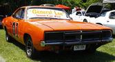 O General Lee — Fotografia Stock