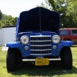 1950 Willys - Stock Photo