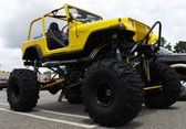 Wrangler del jeep modificado — Foto de Stock