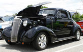 Old Chevy Hot Rod — Stock Photo