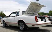 Chevy monte carlo ss — Stok fotoğraf
