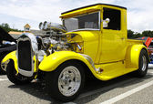 Blown 1929 Ford — Stock Photo