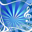Music background — Stock Vector #12385578