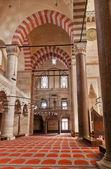 Mosque inside — Stock Photo