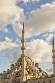 Suleiman Mosque Istanbul — Stock Photo