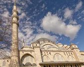Istanbul mosque — Stock Photo