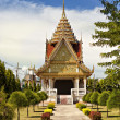 Thailand temple — Stock Photo #11976628