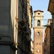 View on the Cathedral of Torino - Stockfoto