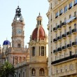 Historic Architecture in Valencia - Stock Photo