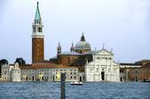 Einbruch der Nacht in Venedig — Stockfoto