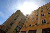 Historic Architecture in Salzburg — Stock Photo