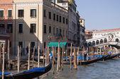 Grand Canal Venice Italy — Stock Photo