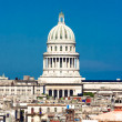 View of Havana including the dome of the Capitol — Stock Photo #11622434