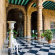 图库照片: Colonial palace in Old Havana