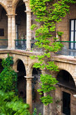Spanish palace in Old Havana — Стоковое фото