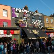 Market at Camden Town in London — Foto Stock #12069680