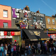 Market at Camden Town in London — Stockfoto #12069680