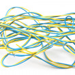Electrical wire — Stock Photo
