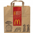 McDonald's Bag — Stock Photo