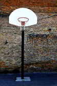 Urban Basketball Court — Stockfoto
