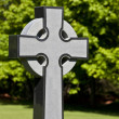 Stylized Celtic Cross — Stock Photo #10855413